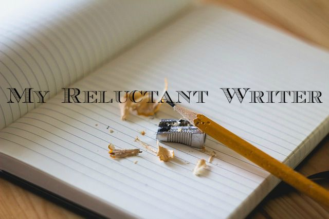 My Reluctant Writer