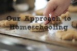 Our Approach to Homeschooling