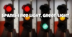 Spanish Red Light Green Light