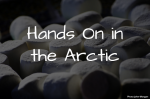 Hands-on in the Arctic