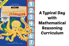 A Typical Day with Mathematical Reasoning Curriculum