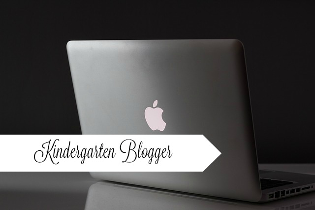 Kindergarten Blogger
