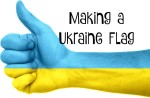 Making a Flag of Ukraine