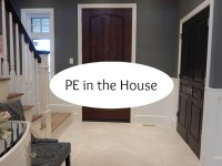 PE in the House