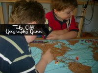 Take Off! Geography Game