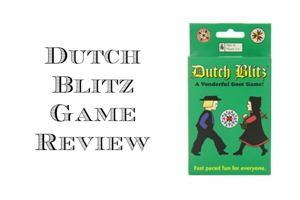Dutch Blitz Game Review