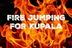 Fire Jumping for Kupala