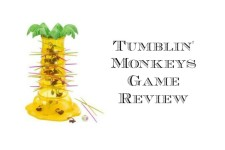 Tumblin Monkeys Game Review