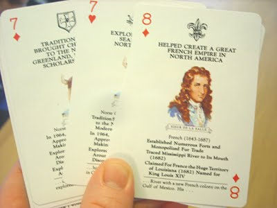 explorer cards