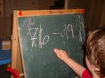 Math on the Chalkboard