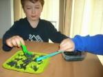Creation Unit Study: Making Crayon Stars