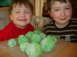 Creation Unit Study Making Little Earths