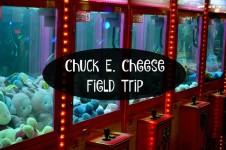 Chuck E Cheese Field Trip