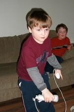 PE on Wii