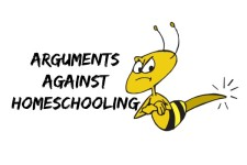 Arguments Against Homeschooling