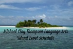 Michael Clay Thompson Language Arts Island Level Schedule