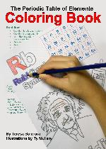 Periodic Table Coloring Book for Kids