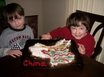 Cookie Cake of China