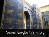 Ancient Babylon Study
