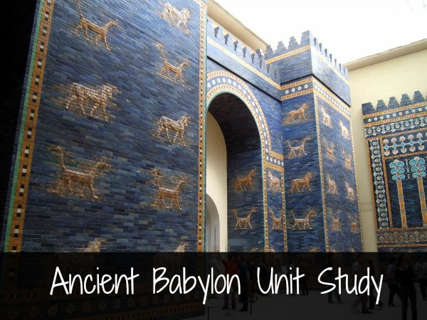 Ancient Babylon Study