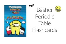 Basher Periodic Table Flashcards