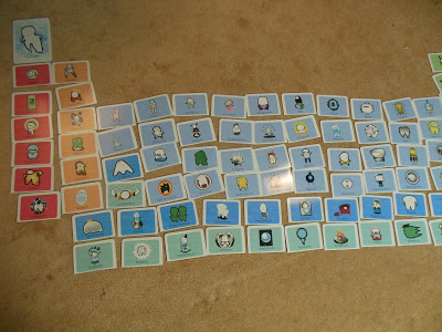 Basher Periodic Table Flashcards Eclectic Homeschooling