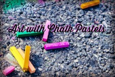 Art with Chalk Pastels