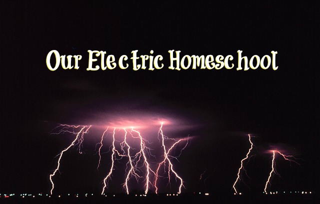 Our Electric Homeschool