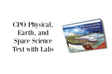 CPO Physical Earth and Space Science Text with Labs