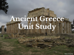 Ancient Greece Unit Study with Books, Activities, and Videos