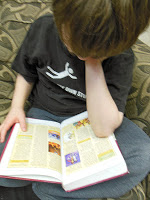 Thoughts on Visual-Spatial Learners and Language Arts