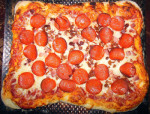 Pizza Baking Competition: Please Vote for the Best Looking Pizza