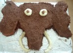 Woolly Mammoth Cake