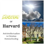 Heaven or Harvard