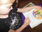 Reading and the Visual Spatial Learner