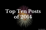Our Top Ten Posts in 2014