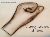Drawing Lessons at Home