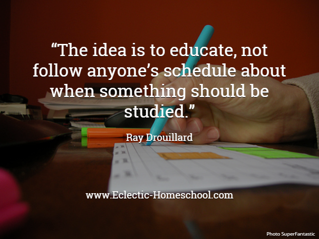 Favorite Homeschool Quotes   Creekside Learning