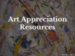 Art Appreciation Resources