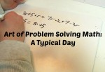 Art of Problem Solving Math:  A Typical Day