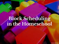 blockscheduling
