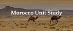 Morocco Unit Study