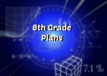 8th Grade Plans