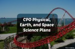 CPO Physical, Earth, and Space Science Plans