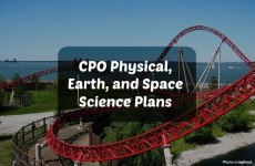 CPO Physical Earth and Space Science Plans