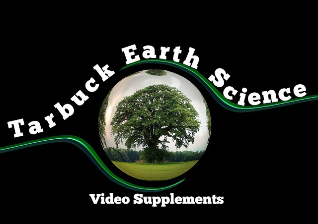 Tarbuck Earth Science