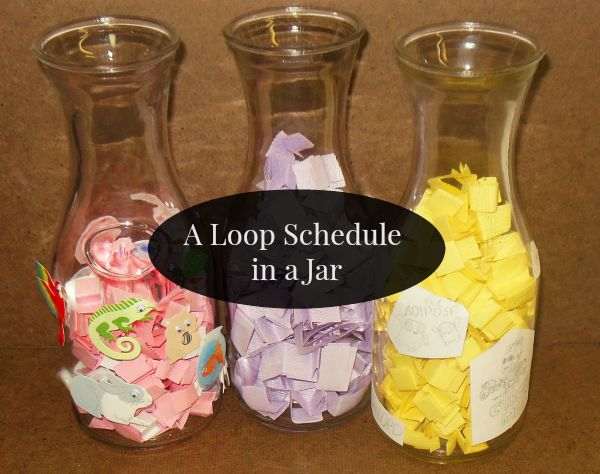 Loop Schedule in a Jar