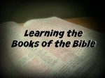 Learning the Books of the Bible