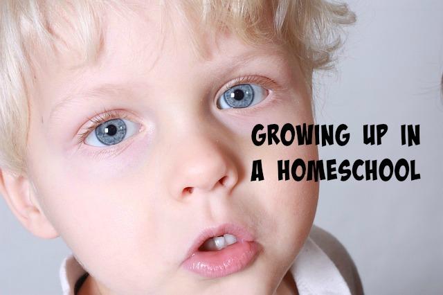 Growing up in a Homeschool