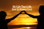 My Kids Teach Me How to Homeschool